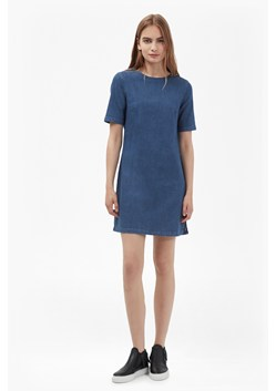 Cali Denim T-Shirt Dress