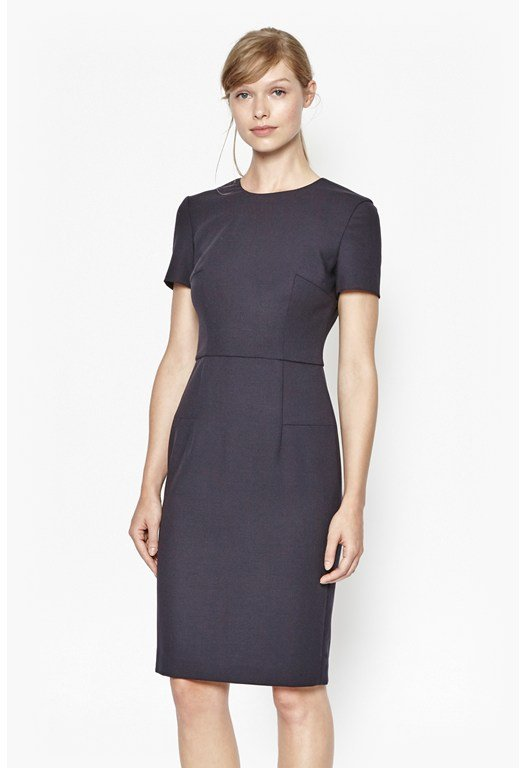 Whisper Ruth Fitted Pencil Dress