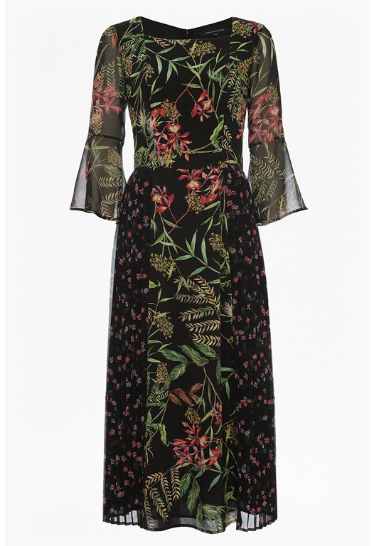 Bluhm Botero Sheer Maxi Dress