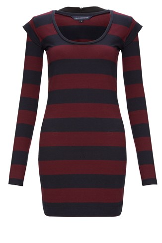 Janey Stripe Dress