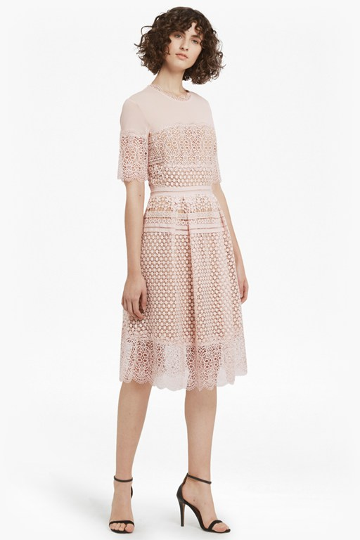 Anouk Lace Dress