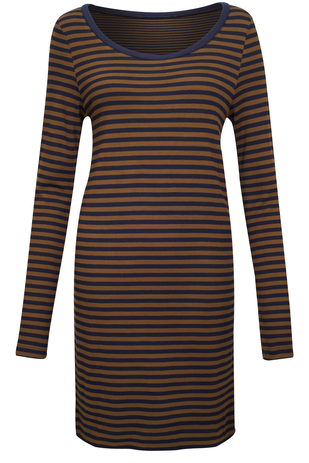 Truro Striped T Shirt Dress Dresses French Connection
