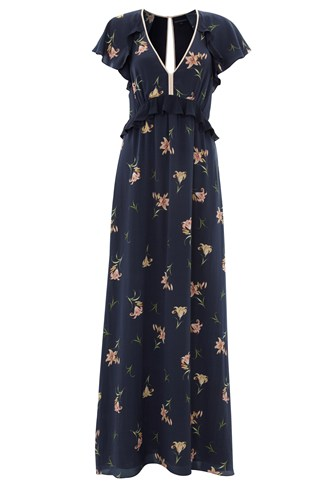 Lily Anna Maxi Dress - French Connection