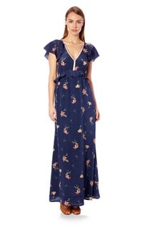 Lilly Anna Maxi Dress