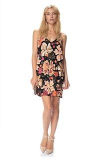 Aloha Spring Strappy Dress