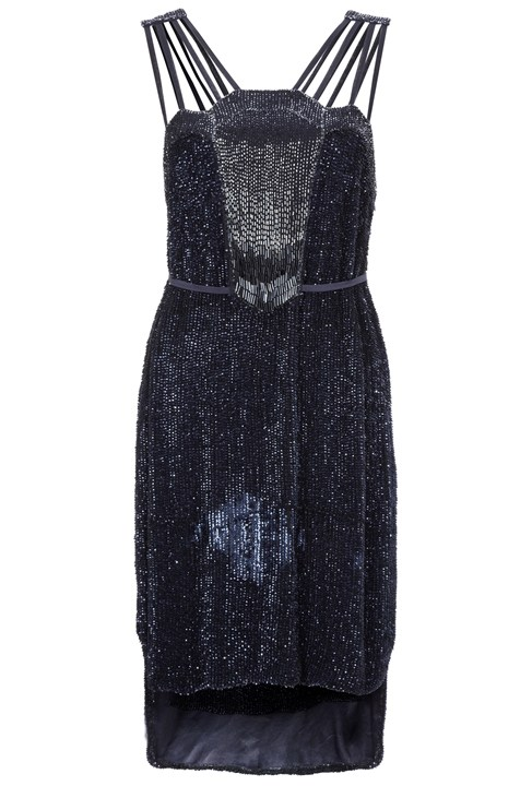Jardanna Beading Strappy Dress