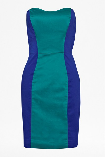 Cabana Wizard Strapless Dress