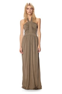 Marilyn Draped Jersey Dress