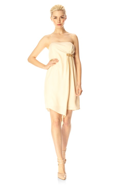 Farrow Strapless Dress
