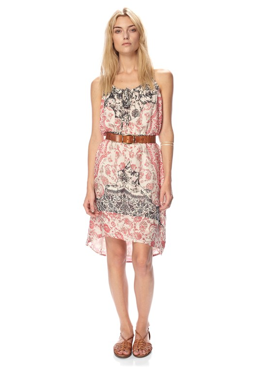 Mustique Tile Dress
