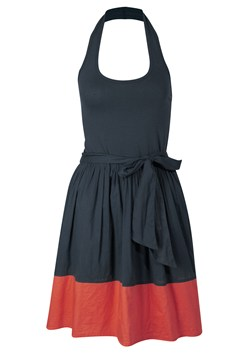 Marionette Halter Flared Dress