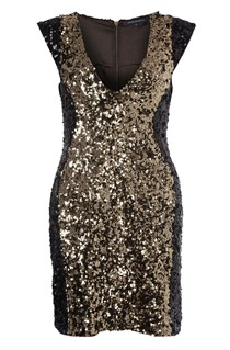 Moonray Sequin Dress