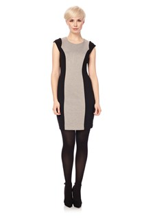 Manhatten Mary Cap Sleeve Dress