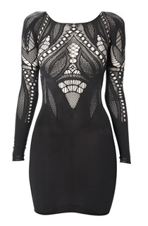 Aura Lace Dress