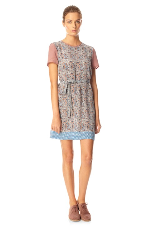 Minto Mix Dress
