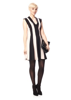 Royalle Jersey Vneck Dress