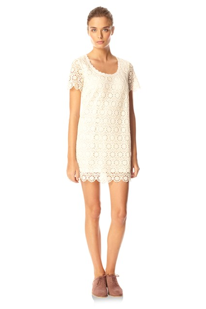 Lisella Lace Shift Dress
