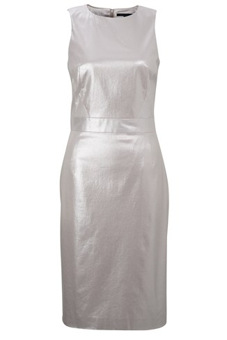 Sparkle Babs Sleeveless Dress