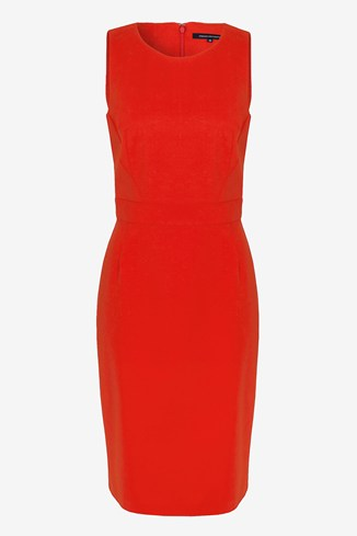 Tex Viva Fitted Dress