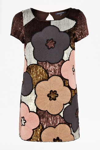 Fauna Fantasy Embellished Dress