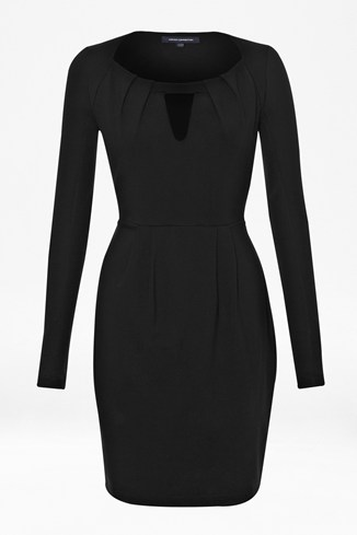 Marie Stretch Long Sleeved Dress