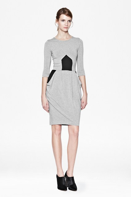 City Space Melange Dress