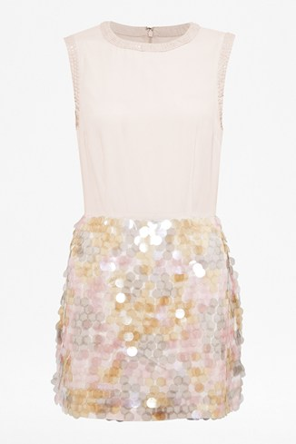Shimmy Sequin Dress