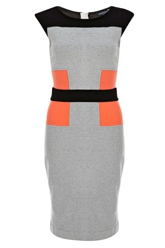 Manhattan Block Dress