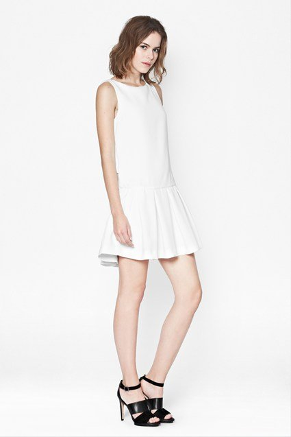 Helkan Ruffle Dress
