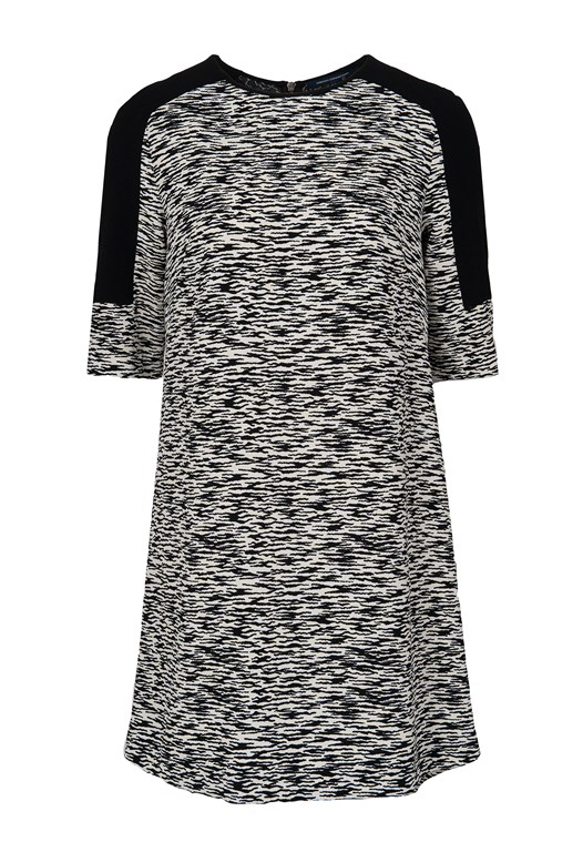 Sahara Wave Texture Dress
