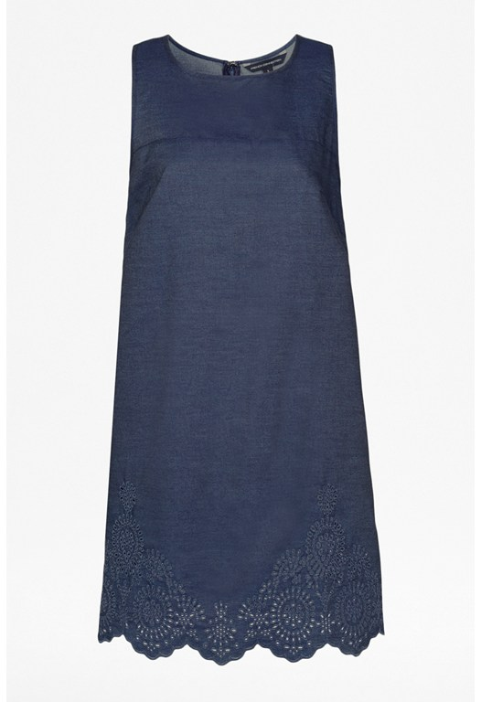 Morgana Lace Tunic Dress