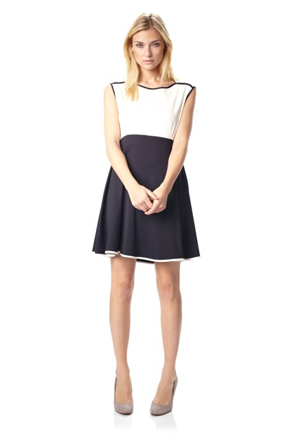 Nix Nights Block Dress