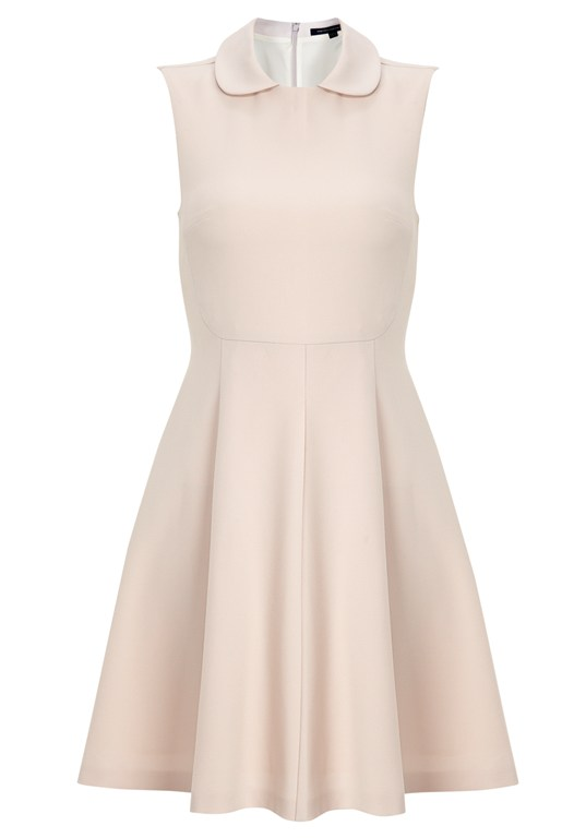 Denise Crepe Dress