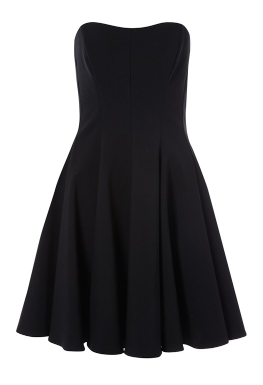 Say It Strapless Dress