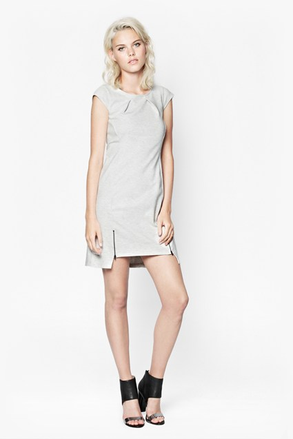 Olympic Marl Dress