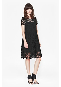 Lila Lace Drop Waist Dress