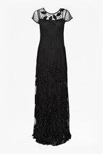 Looks Great With Socorro Sequinned Maxi Dress