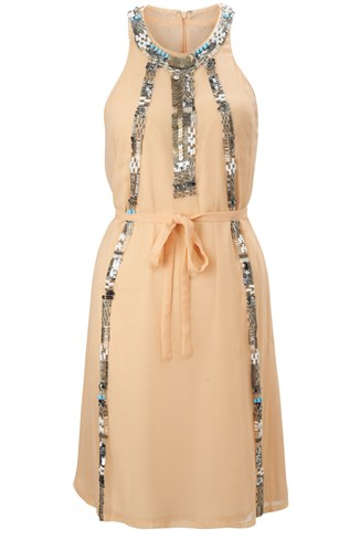 Rebecca Beads Dress