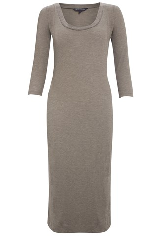 Electra Plains Scoop Midi Dress