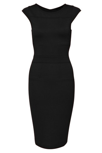Manhattan Jersey Dress