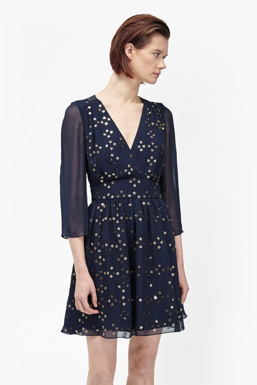 million stars sequin dress