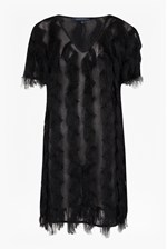 Looks Great With Tassel Valley Oversized Dress