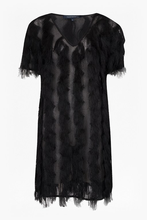 Complete the Look Tassel Valley Oversized Dress