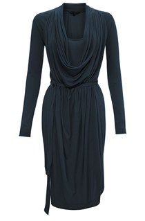 Millie Cowl Neck Dress