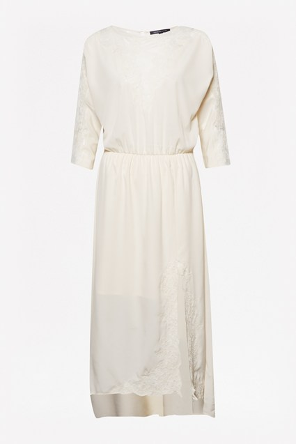 Isla Embroidered Maxi Dress