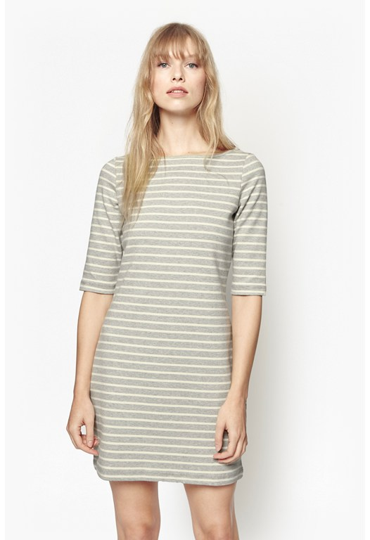 Tilly Stripe Cotton Dress