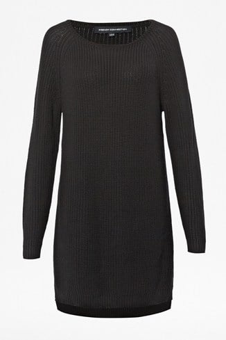 Mozart Knitted Jumper Dress