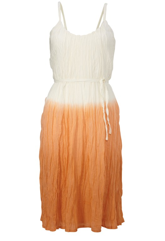 Southern Summer Strappy Dress