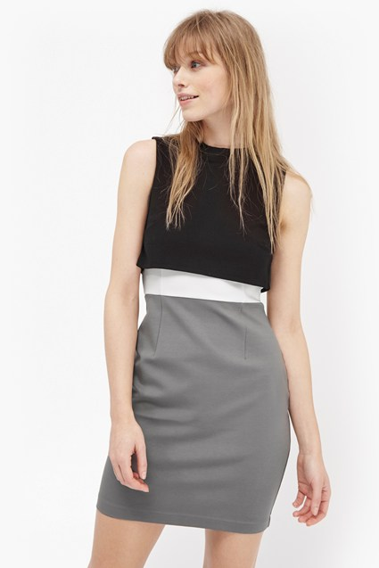 Lula Stretch Double Layer Dress
