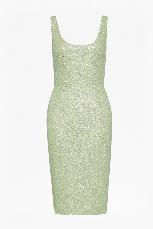Complete the Look Celia Sequinned Bodycon Dress